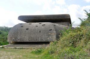 Abandoned bunker