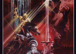 Excalibur promo poster