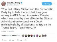 GPS Fusion tweet