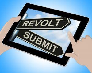 Revolt/submit