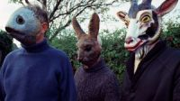 The Wicker Man masks